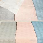 3중직 국화 인견 / 100% 인견 /  화이트,인디핑크,그레이,블루 퀸(200x230) 싱글 160x210
